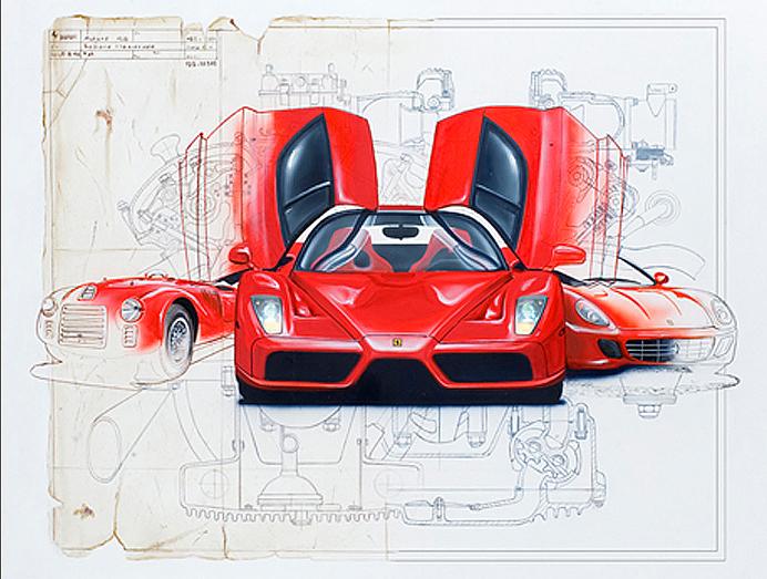 Ferrari - Engines - 1