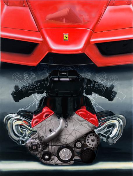 Ferrari Engines - 2