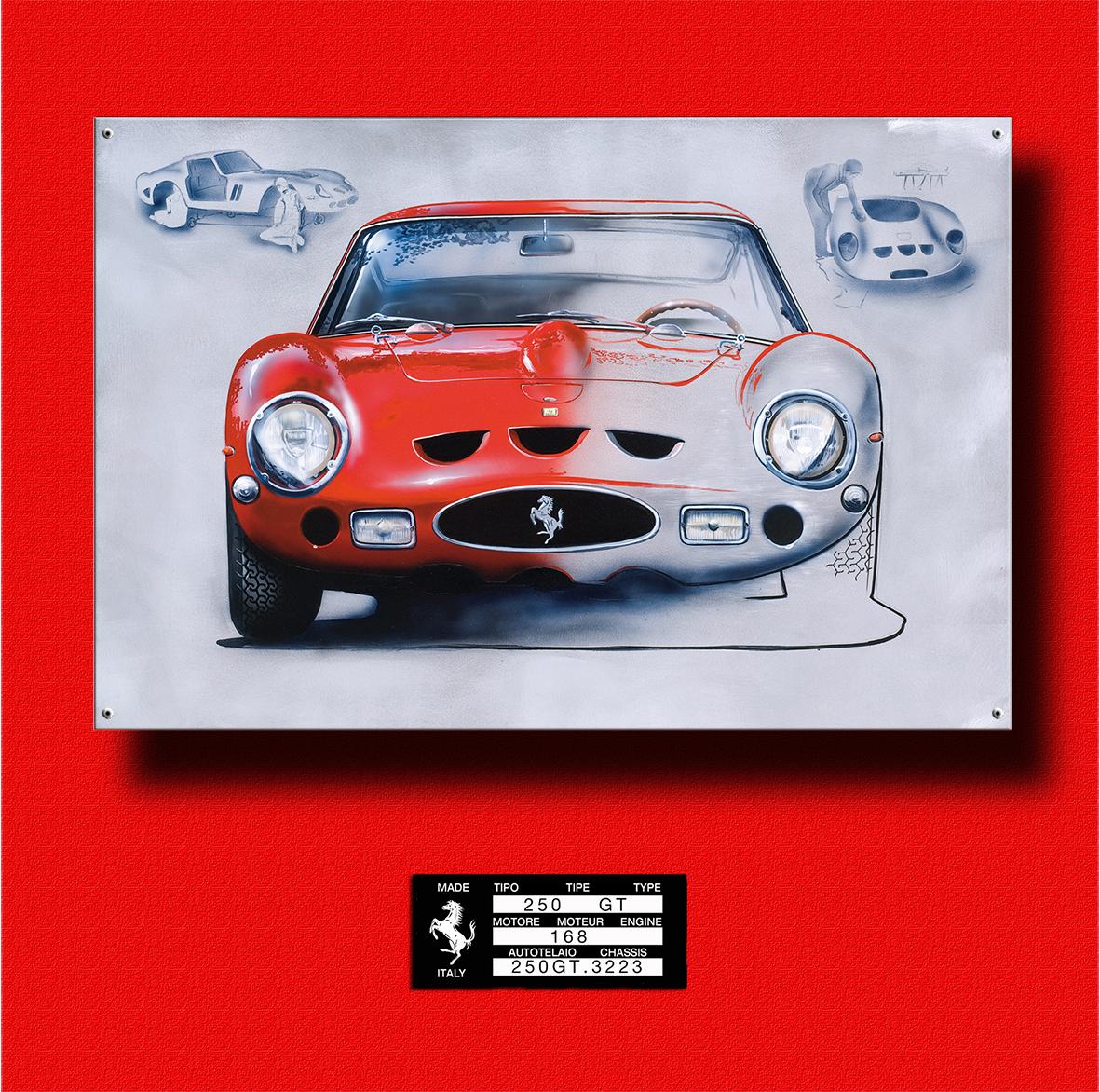 Targa 250 GT0 - Alluminio