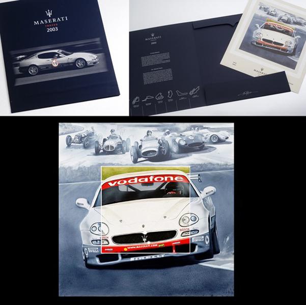 Corporate Trofeo Maserati 2004