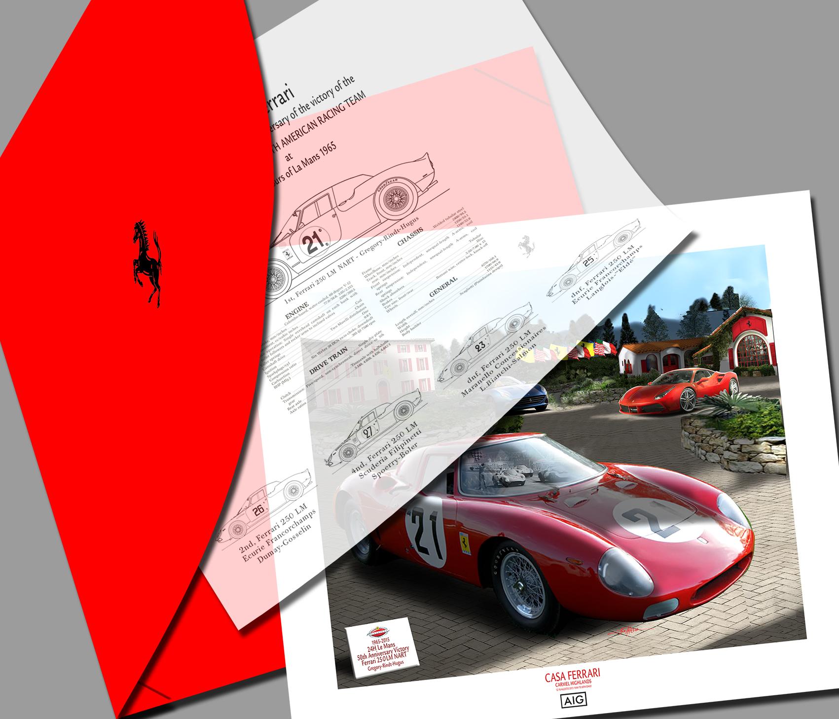 Folder Casa Ferrari