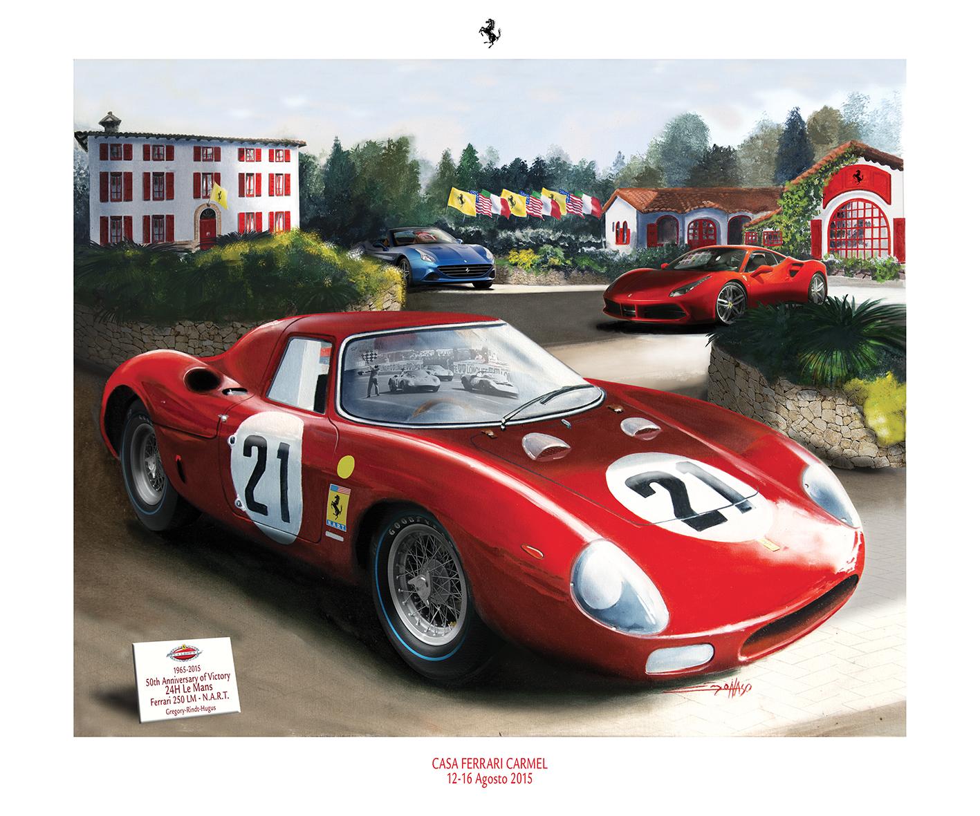 Stampa Ferrari North America