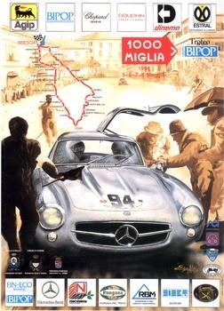 Poster Mille Miglia 1994