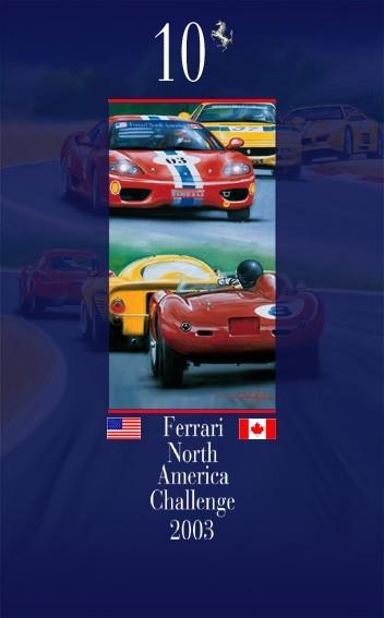 Poster FNAM Challenge - 2000
