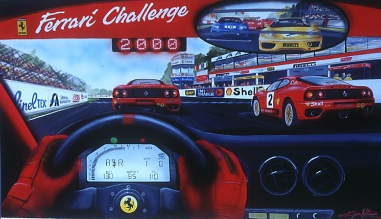 Poster Challenge - 2000