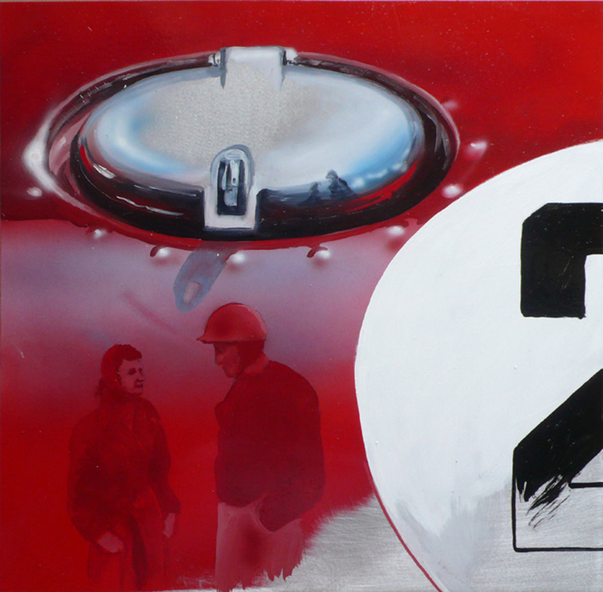 Fluel cap. 2012 - 30x30 - private collection