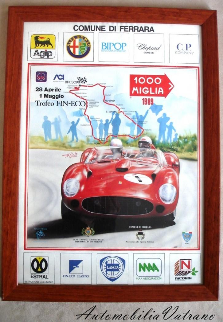 Poster-Mille-MIglia-1989